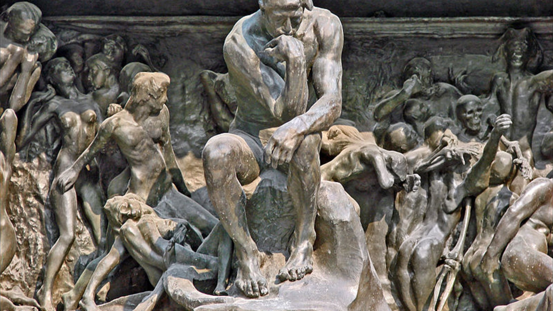 12 Things You Didn T Know About The Thinker Mental Floss