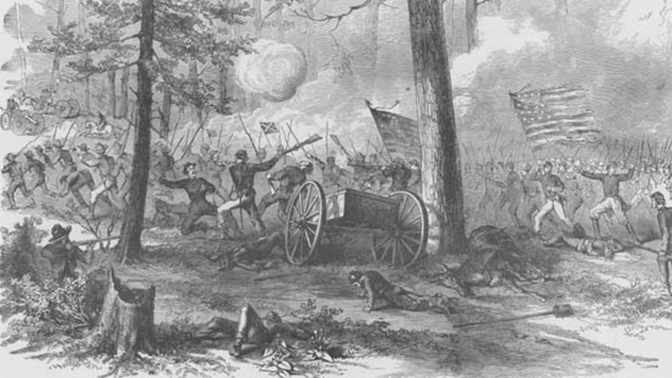 Moore's Historical Guide To The Battle Of Bentonville