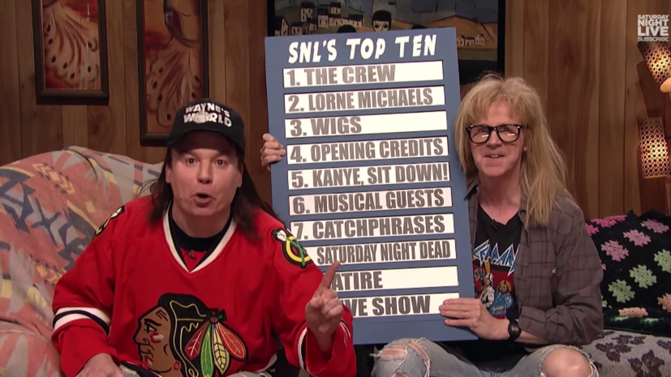18 Things You Might Not Know About 'Wayne's World ...