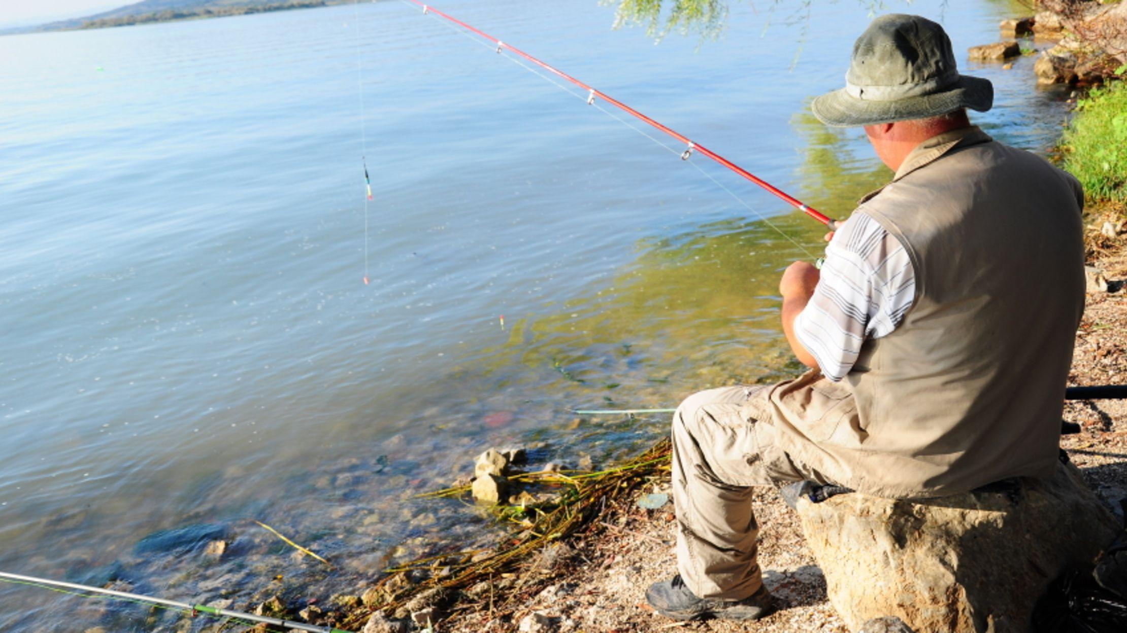 15 Inch Laptop Sleeve Gone Fishin Fishing Fisherman