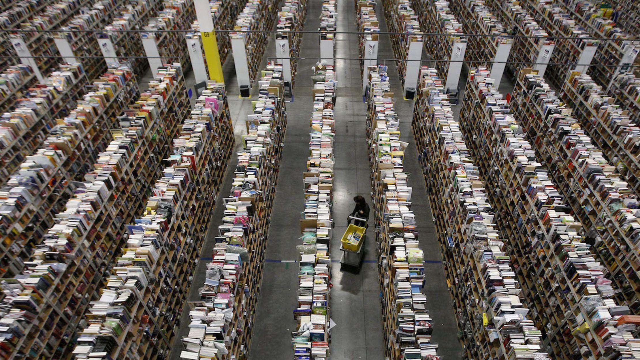13 Secrets of Amazon Warehouse Employees | Mental Floss