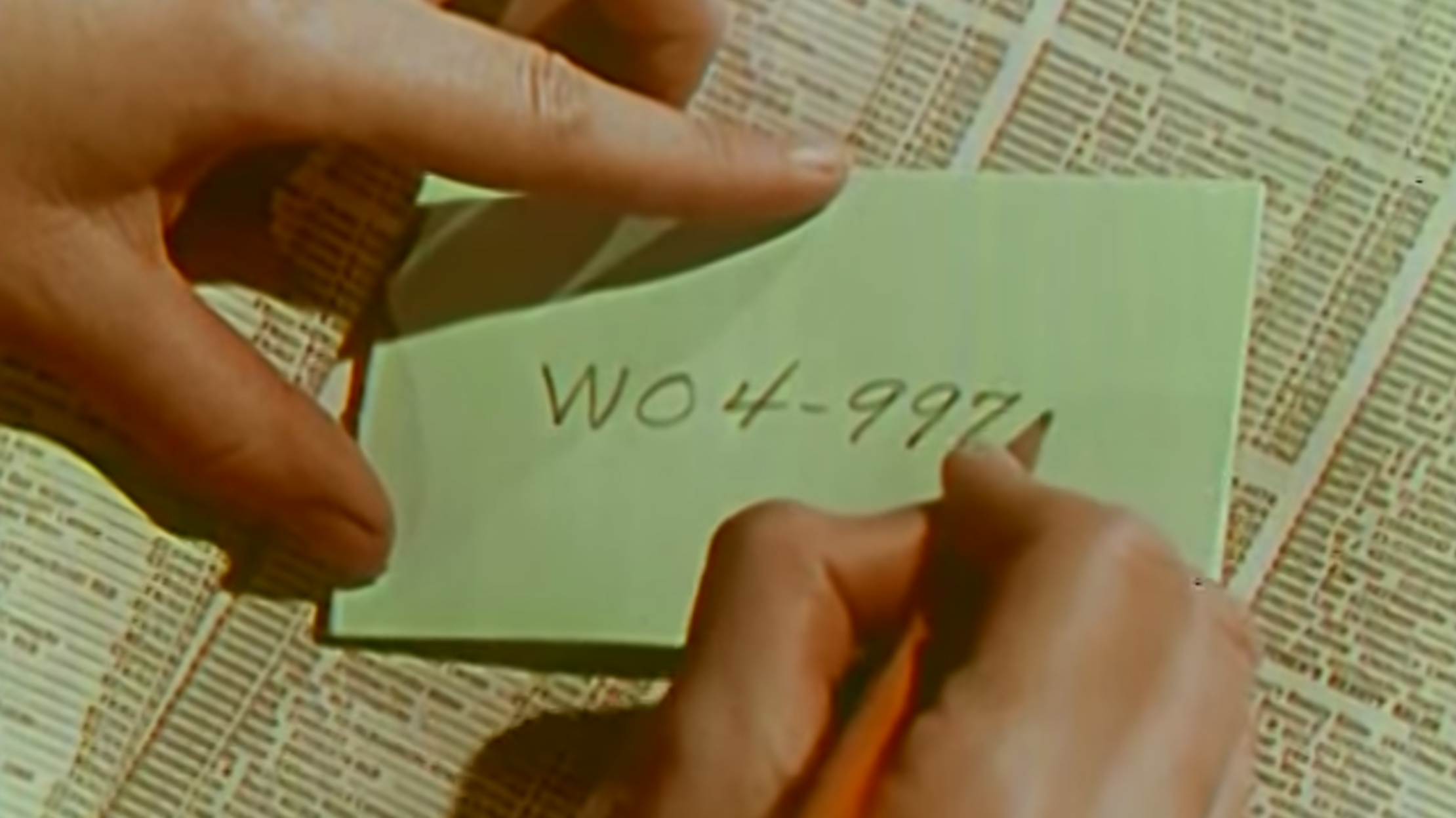 Old Phone Numbers Start With Letters