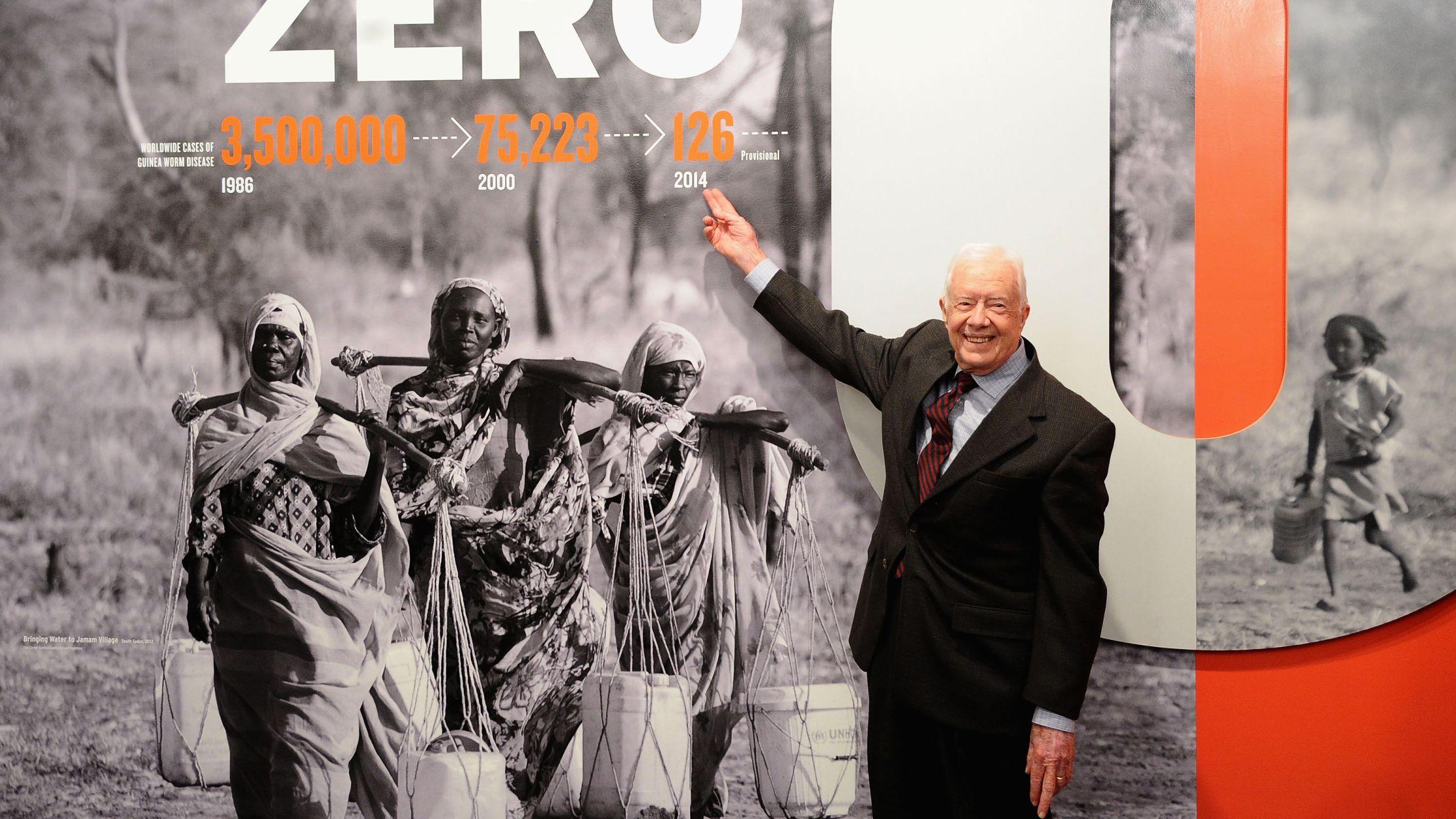 President Jimmy Carter Mental Floss