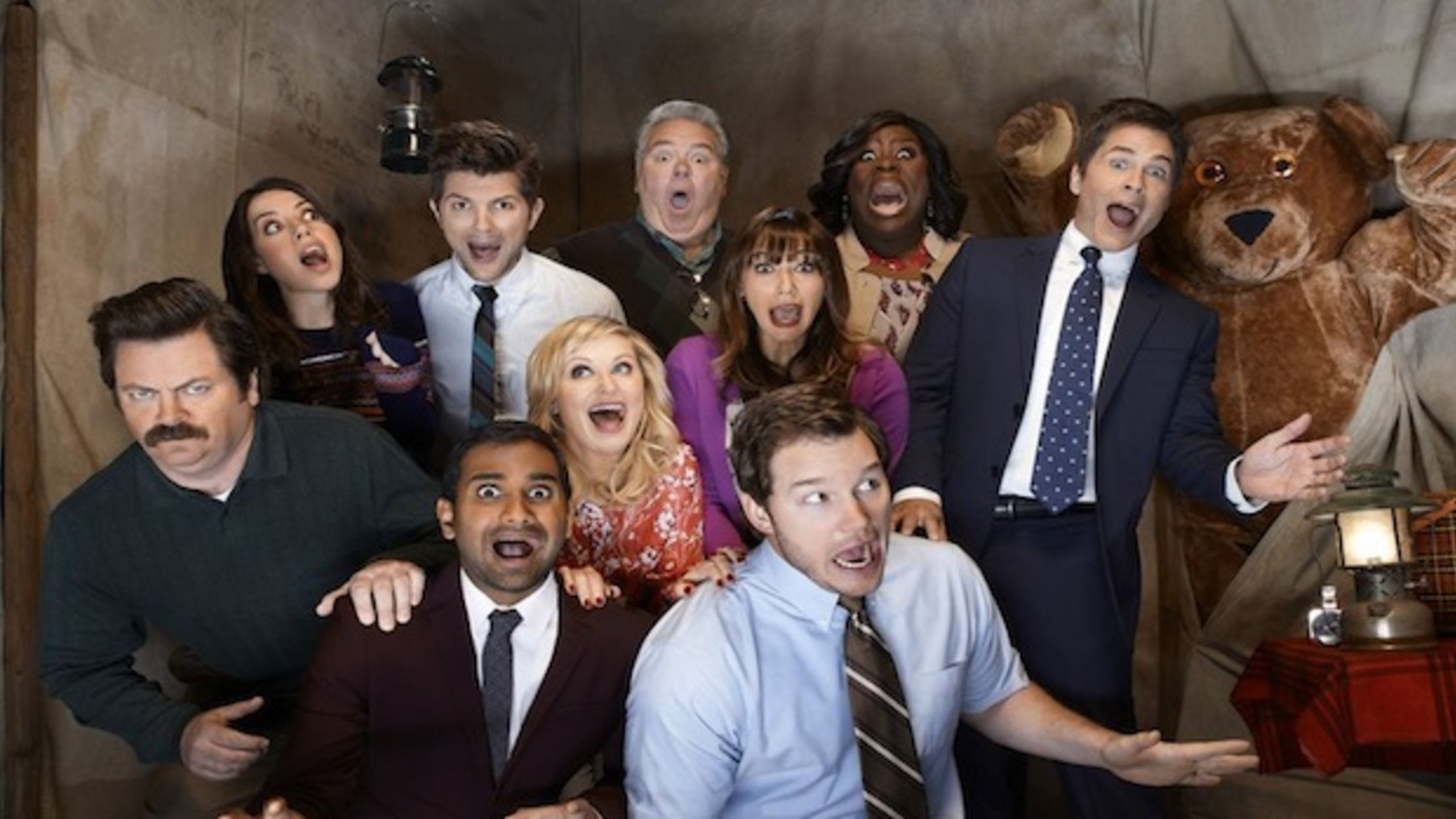 18 Facts About Parks and Recreation | Mental Floss