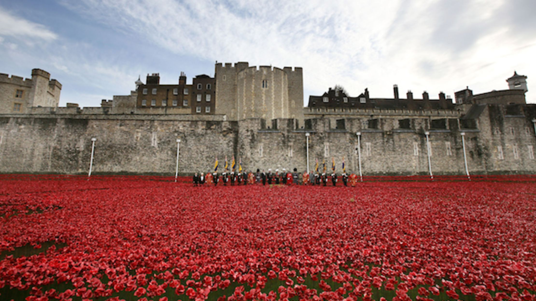 Veterans Day And Armistice Day Celebrations Around the ...
