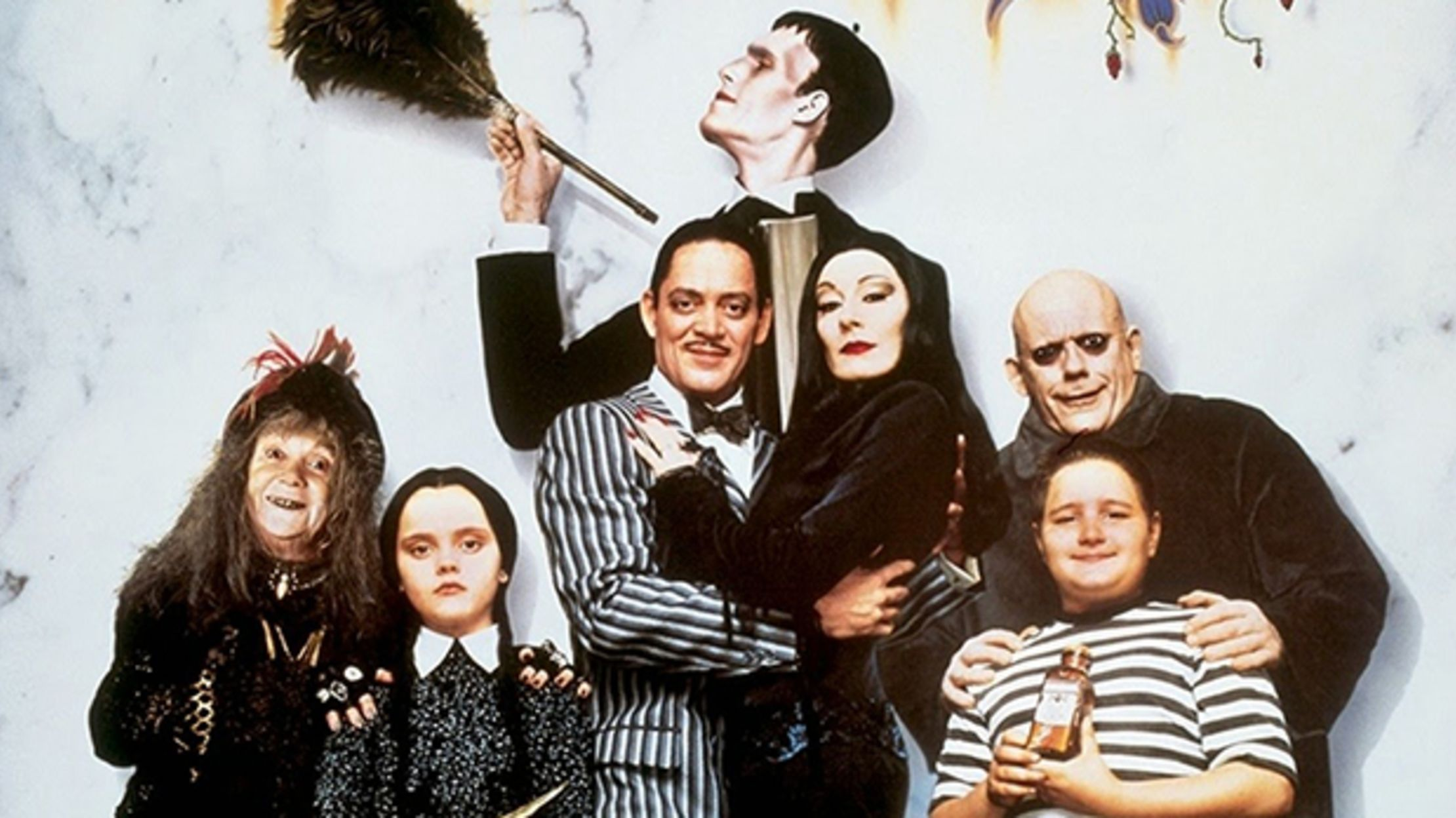 13 Creepy Kooky Facts About The Addams Family Mental Floss
