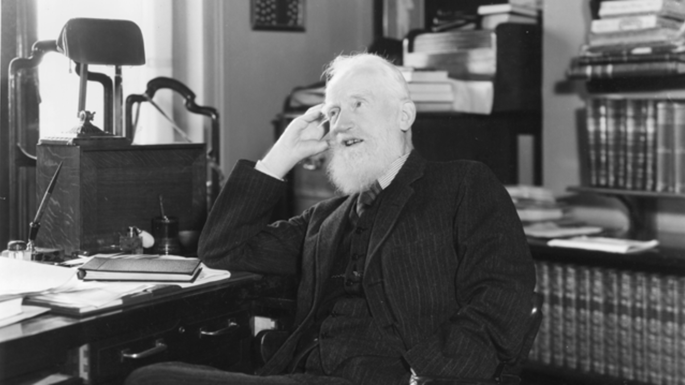 14 Of George Bernard Shaw's Most Brilliant Quotes