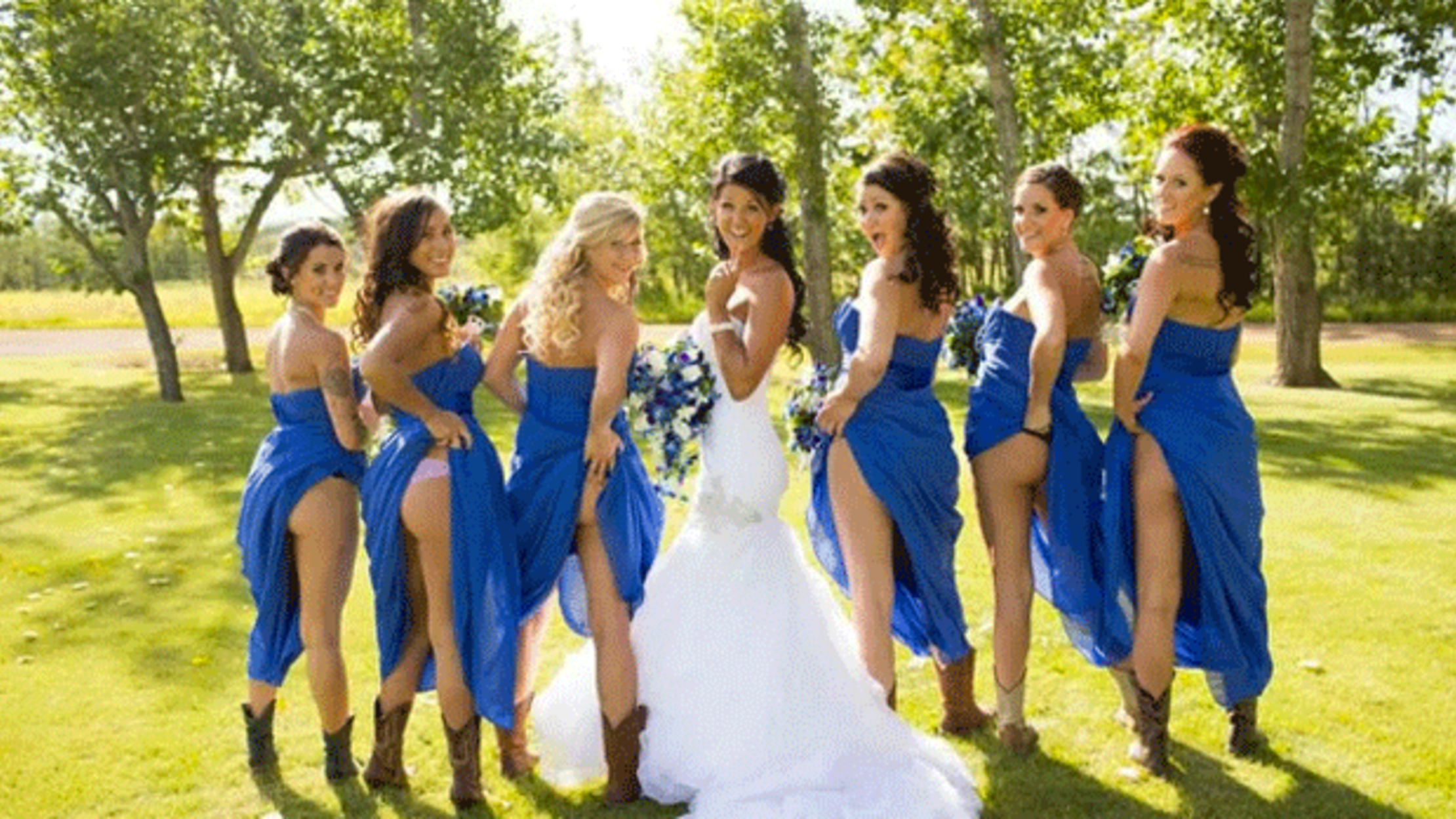 8 Old Wedding Traditions You Didn't Know Existed | Mental Floss