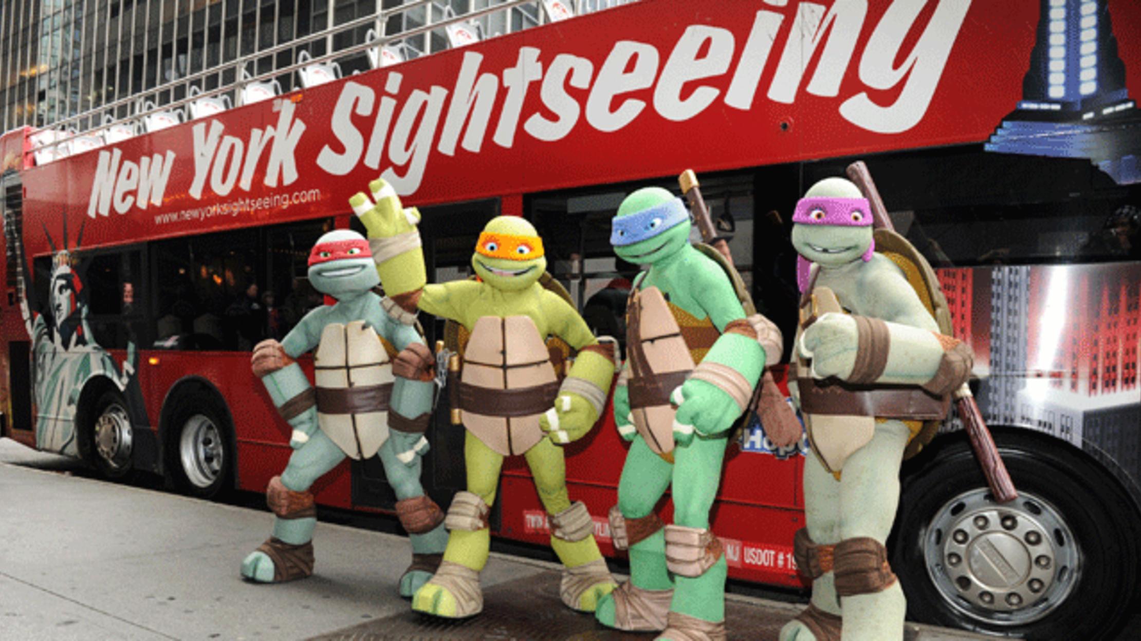 The Complete History Of Teenage Mutant Ninja Turtles Mental Floss