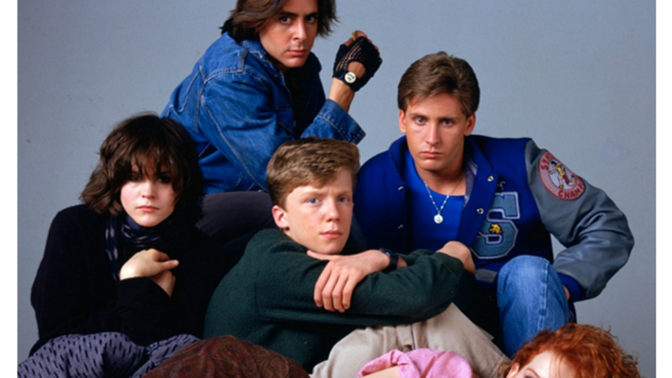 Ally Sheedy Fakes 22 fun facts about the breakfast club   mental floss