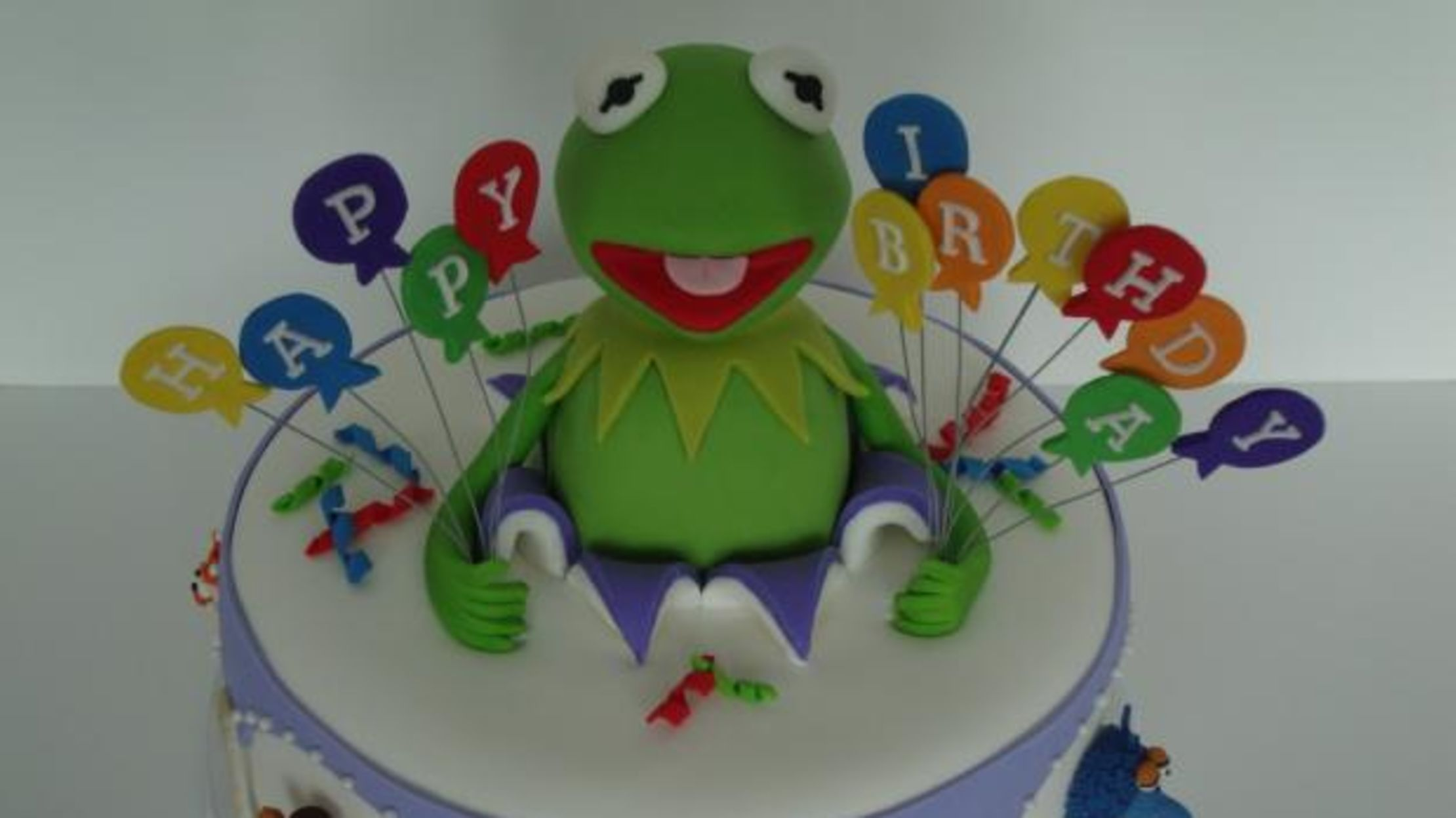 Outstanding 15 Delightful And Delicious Muppet Cakes Mental Floss Funny Birthday Cards Online Sheoxdamsfinfo