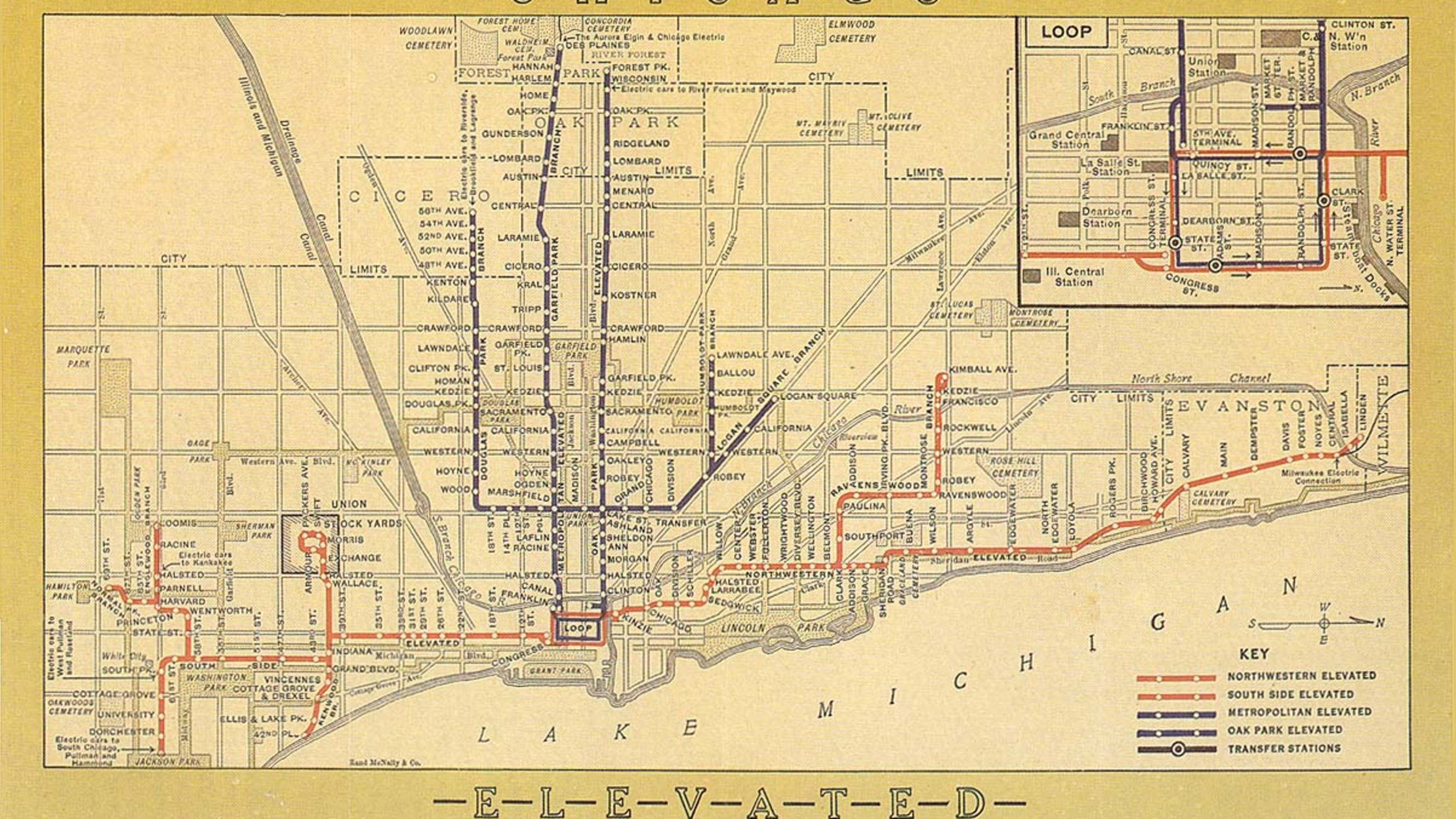 How Chicago's Neighborhoods Got Their Names | Mental Floss