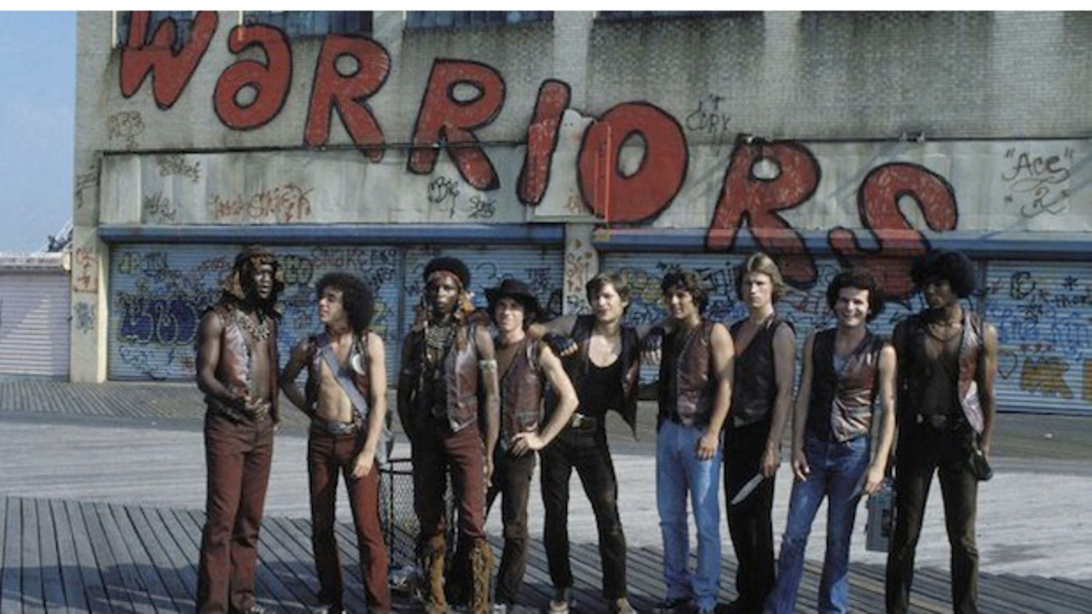 21 Street Gangs Featured in 'The Warriors' | Mental Floss