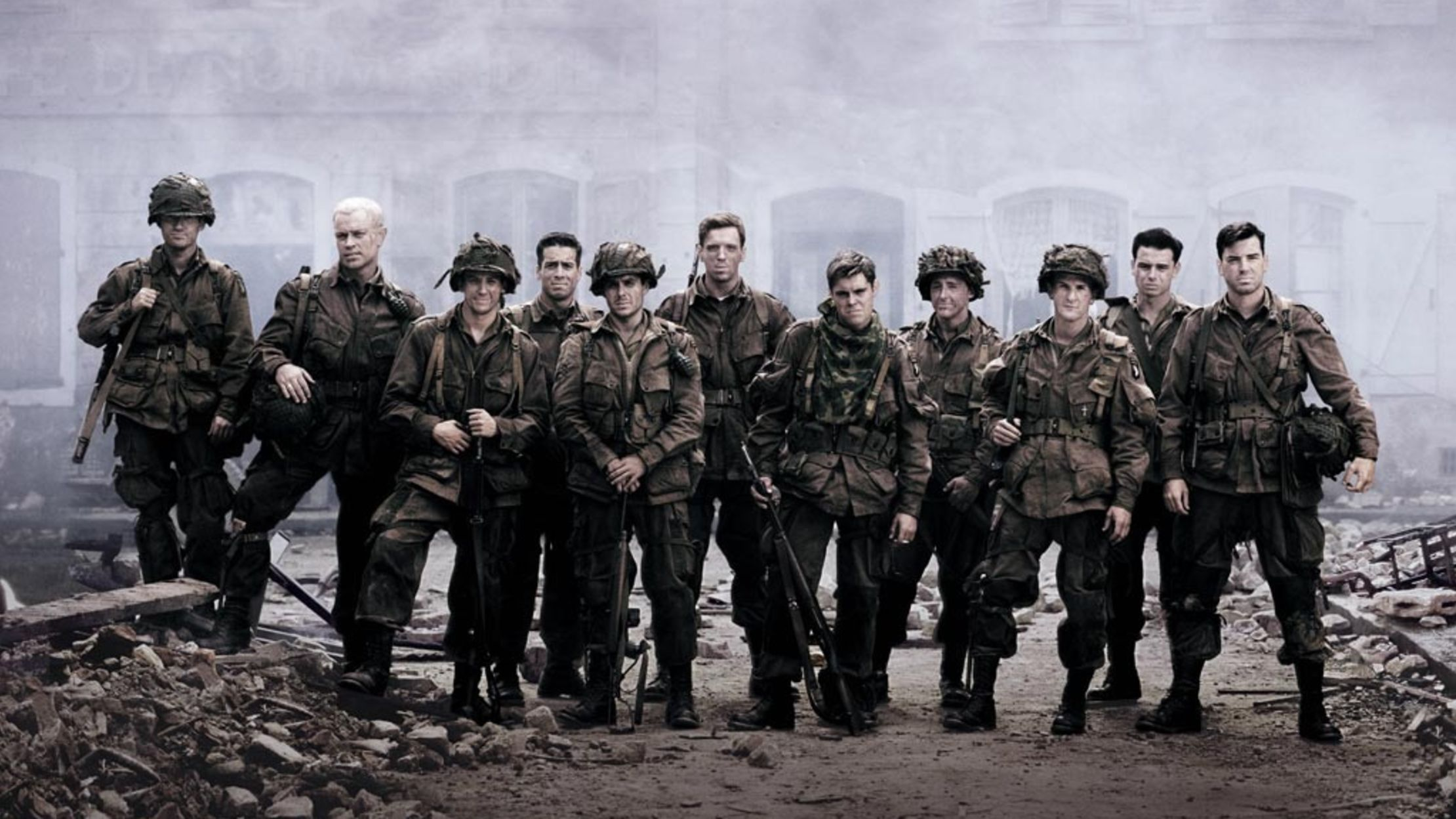 Band Of Brothers Besetzung