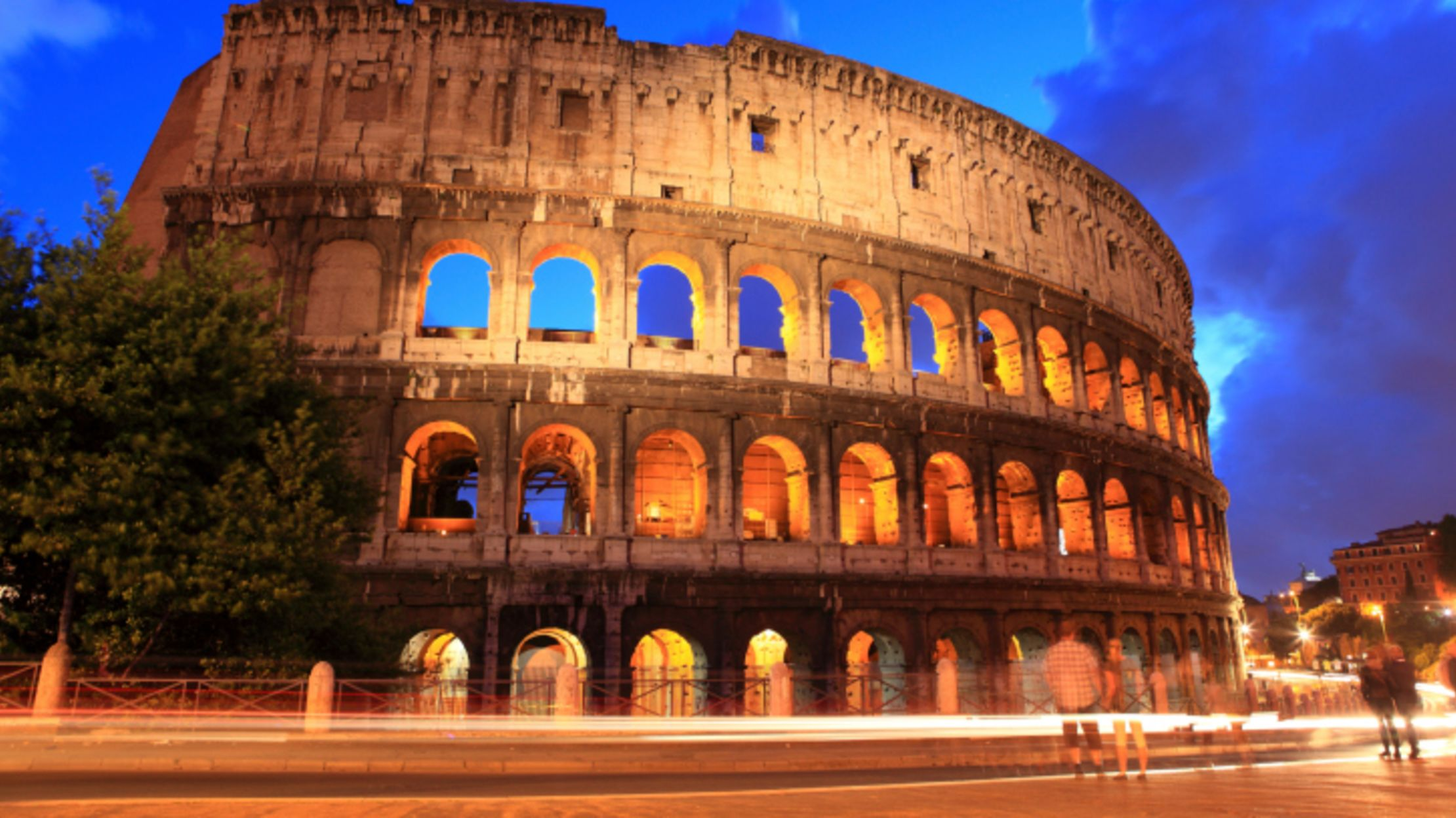 7 Astonishing Roman Coliseum Fights