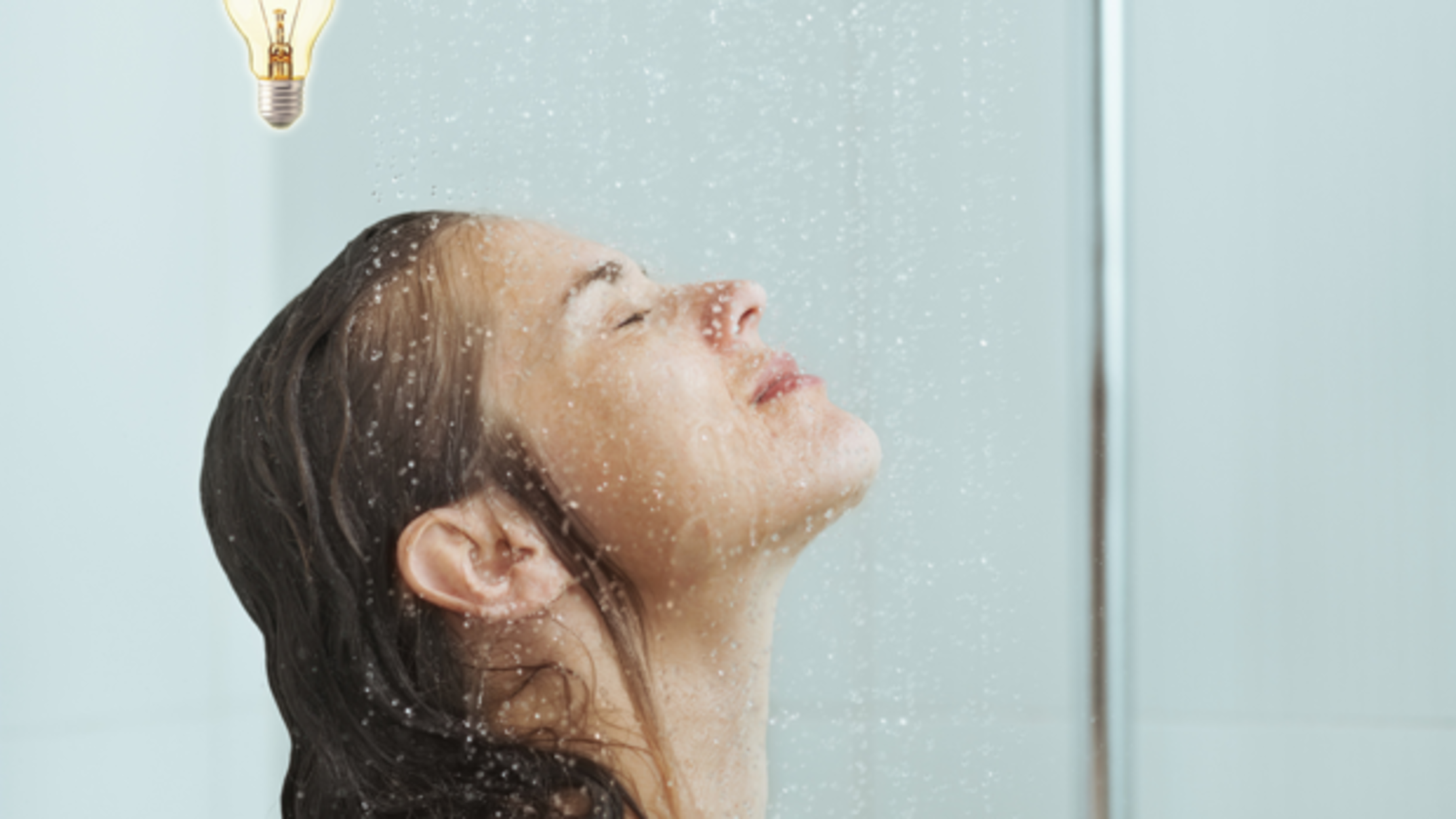 Why Do Our Best Ideas Come to Us in the Shower?   Mental Floss
