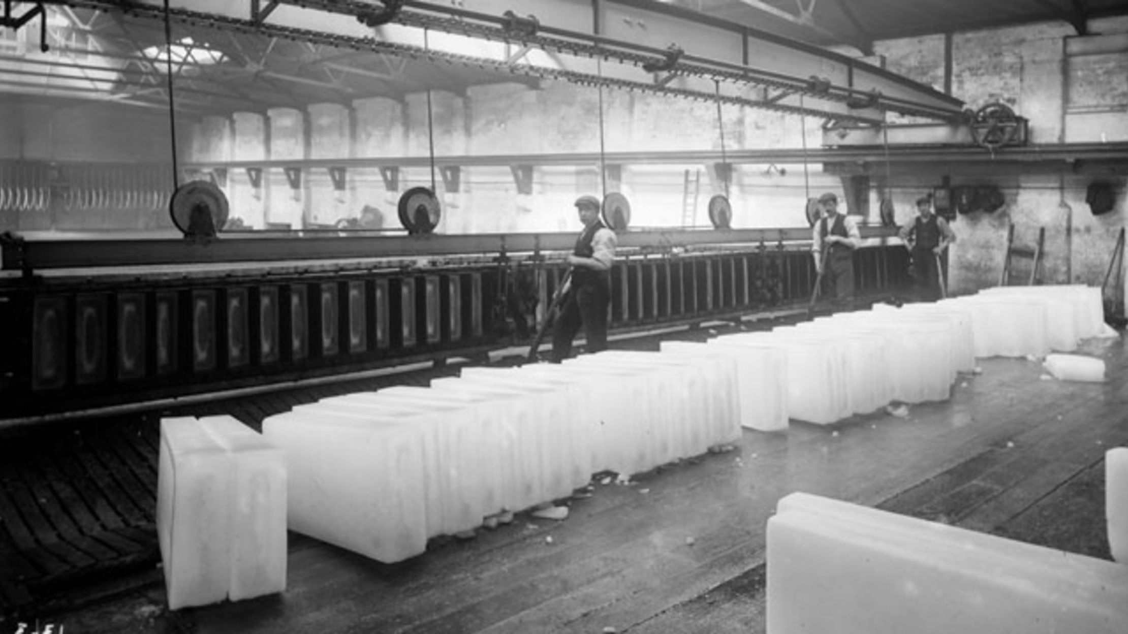 The Surprisingly Cool History of Ice | Mental Floss