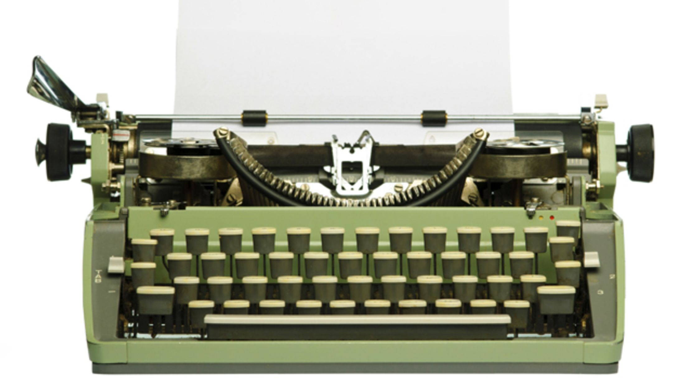 a brief history of the typewriter | mental floss