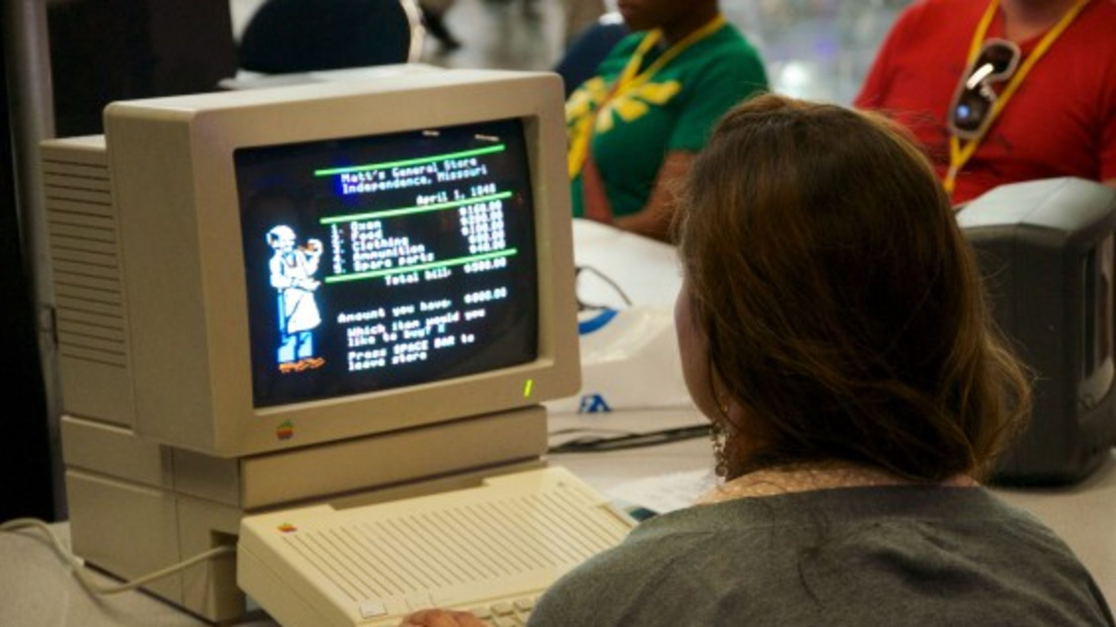 72 Scenes From The Portland Retro Gaming Expo 2012 Mental Floss