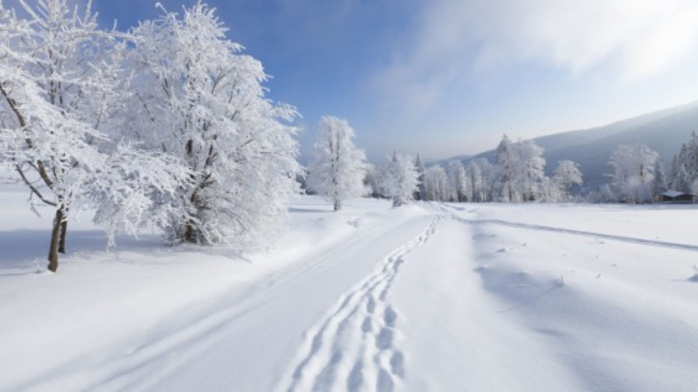 8 Beautiful Snow Scenes from Literature | Mental Floss