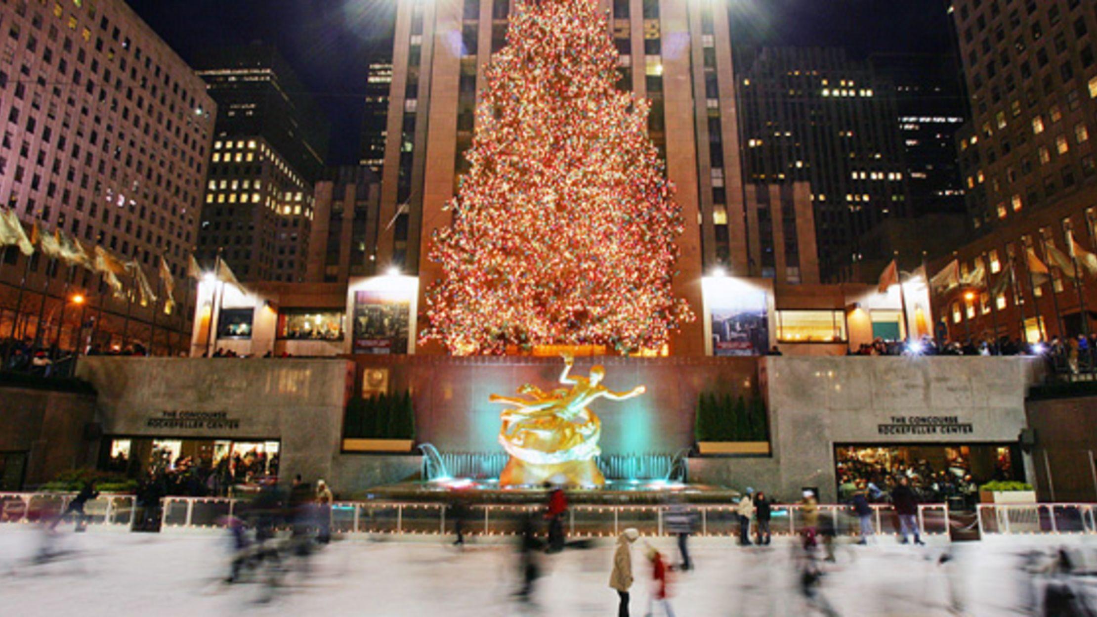 6 Rockefeller Center Christmas Tree Facts