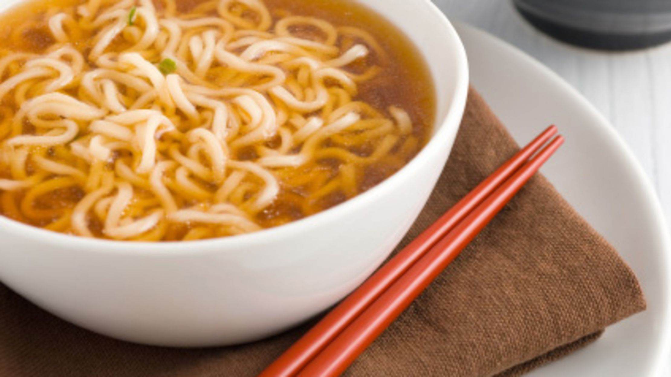 Discomfort Food: The Strange and Twisted History of Ramen Noodles