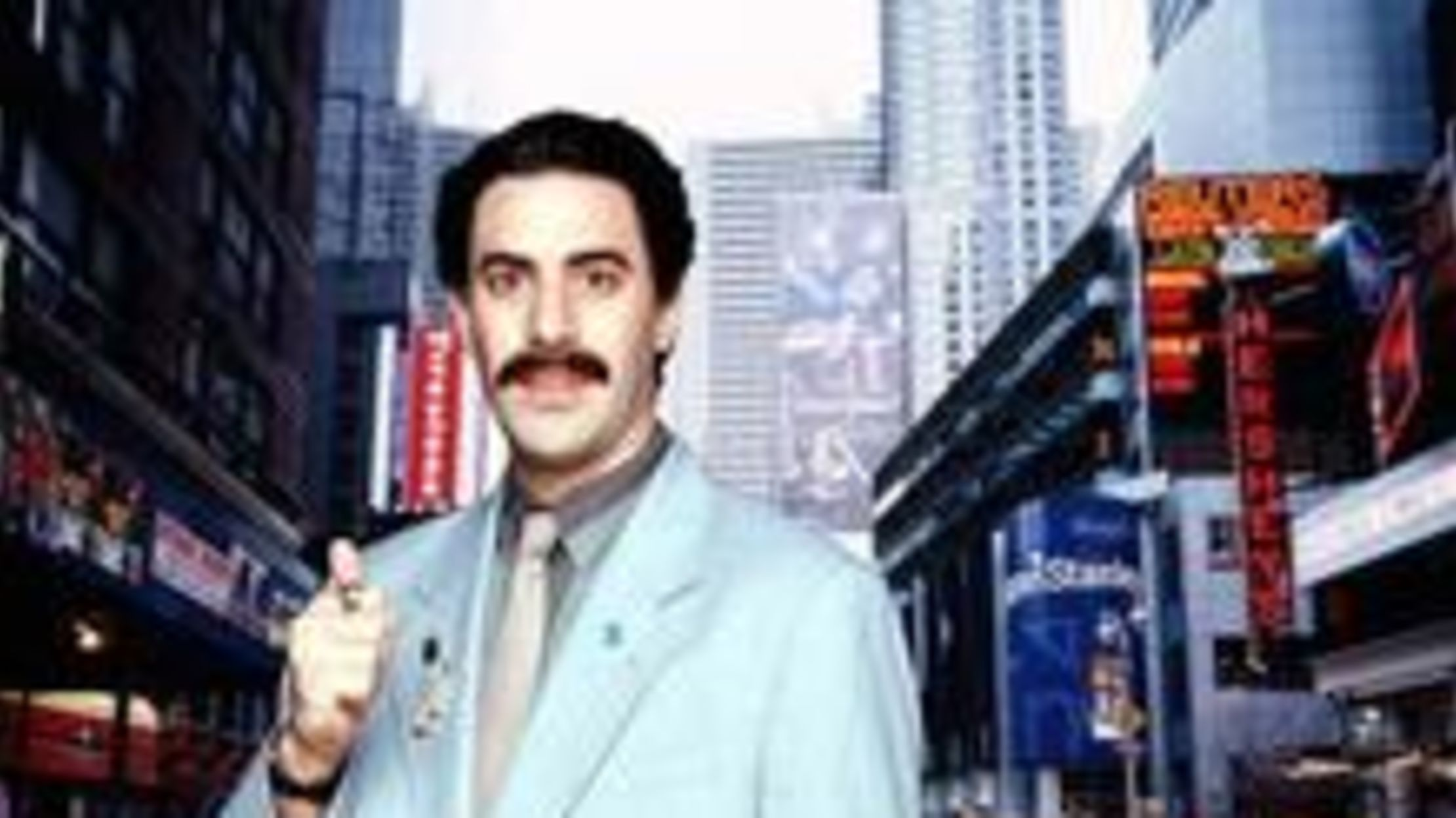 A brief history of Borat | Mental Floss