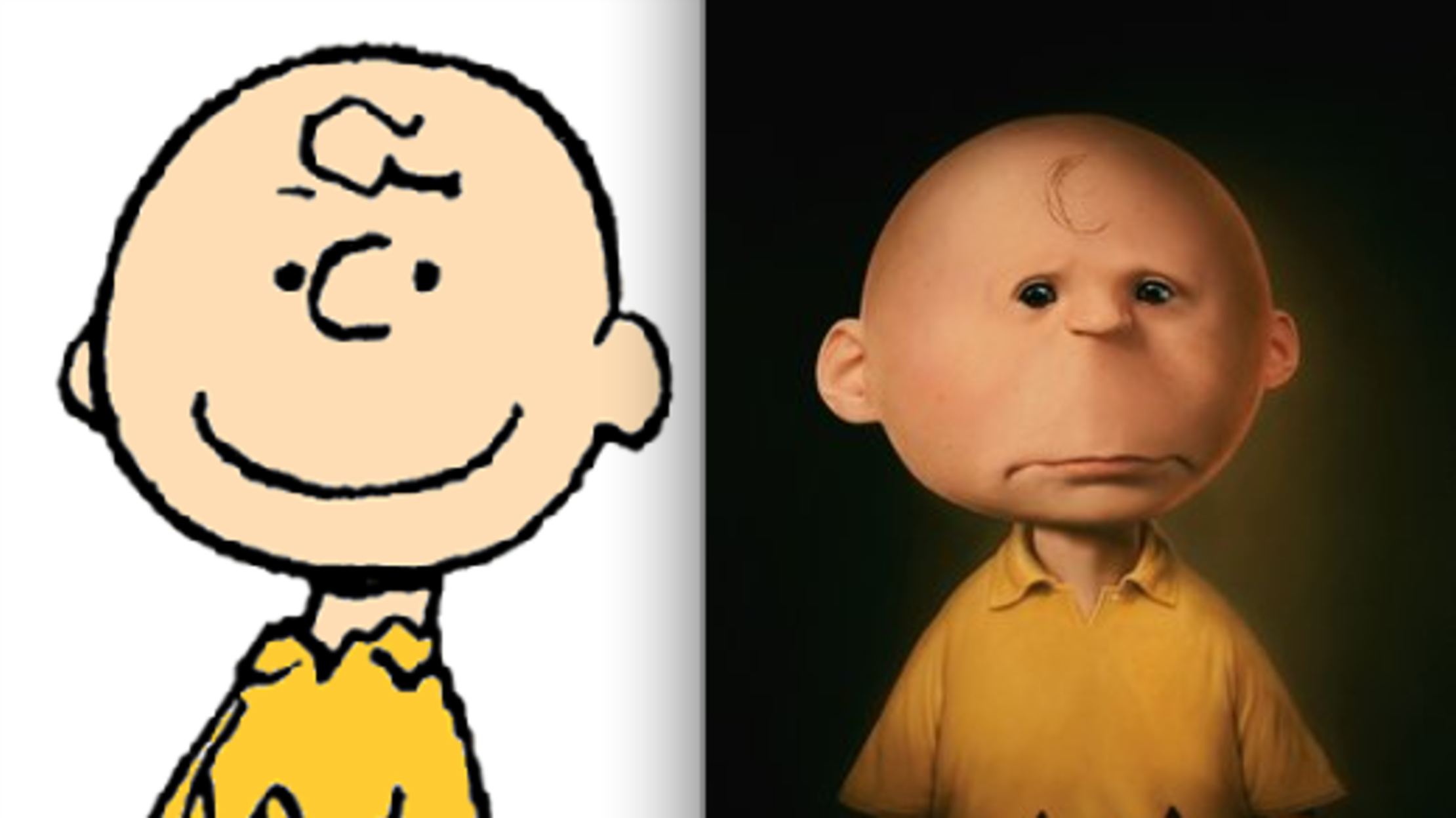 Somewhat More Realistic Cartoon Characters Mental Floss