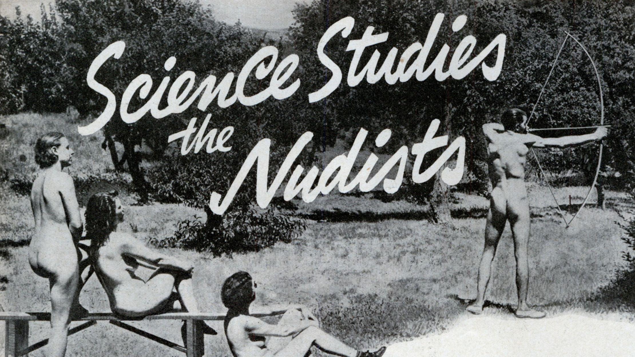 Nudist camp books