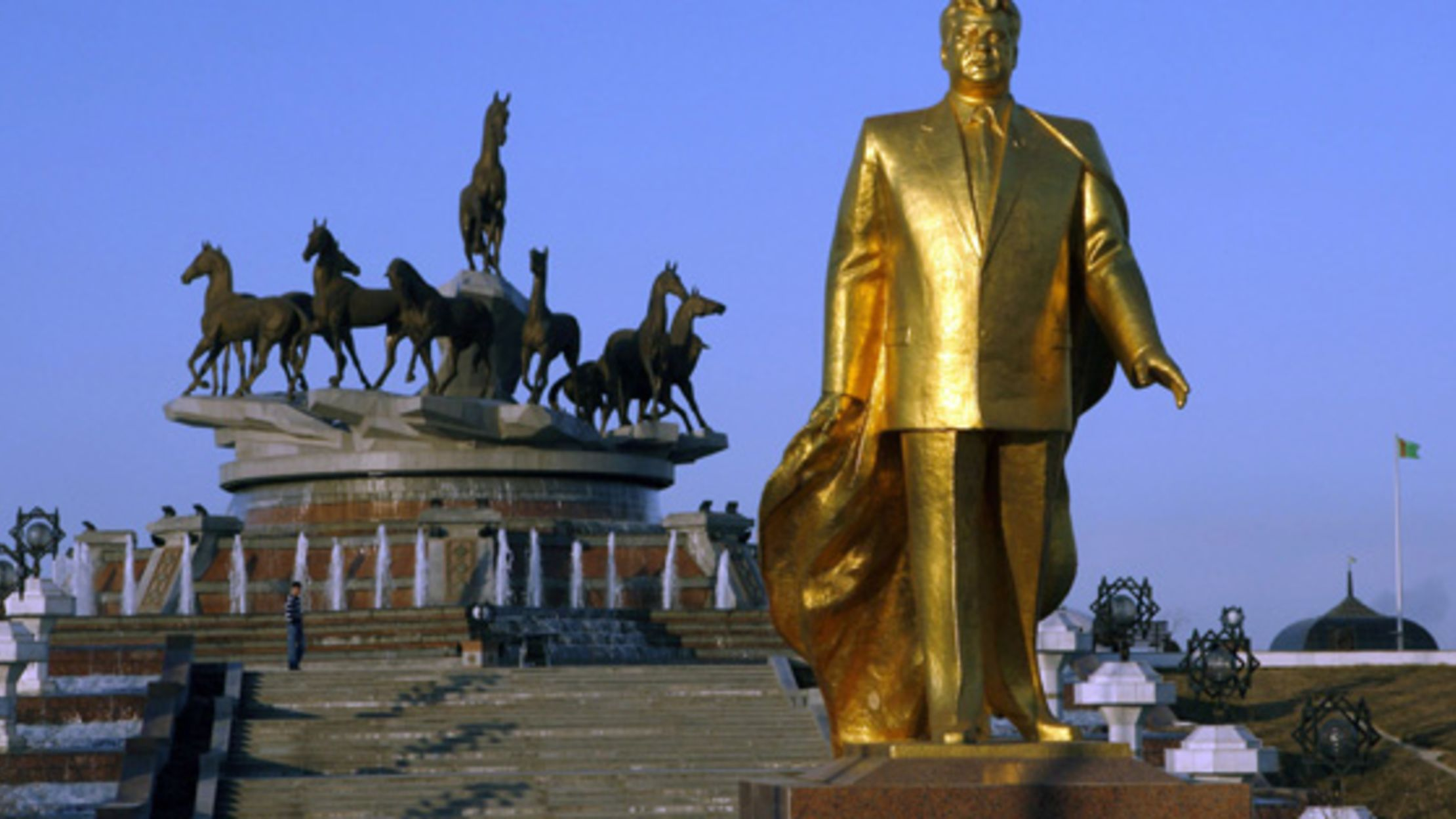 What Happened When Turkmenistan's President for Life Died?