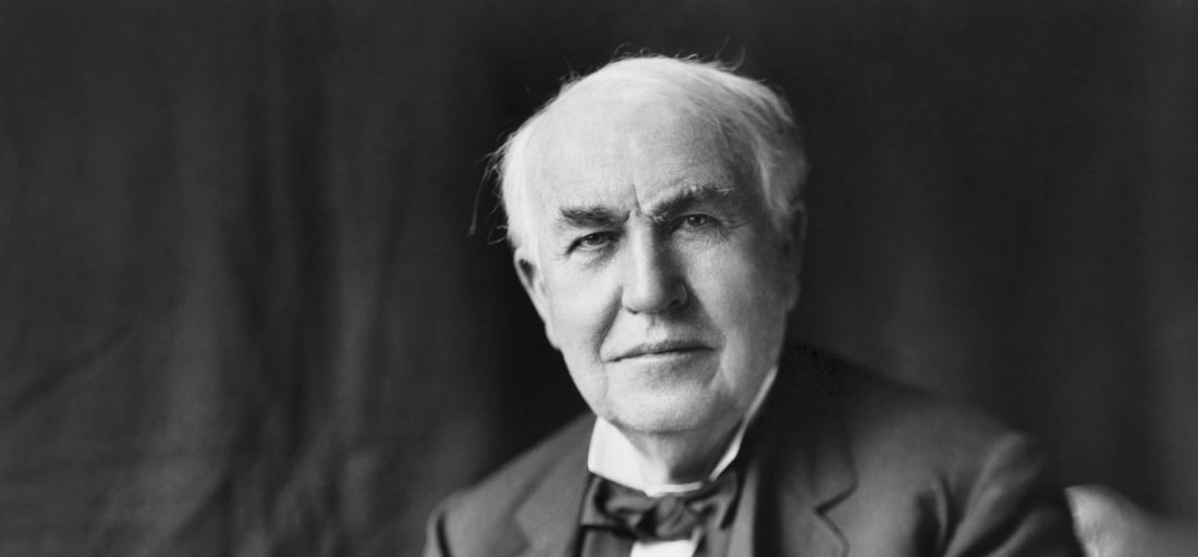 Thomas Edison Biography Facts Inventions Quotes And