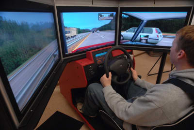 Say goodbye to the highway simulator.