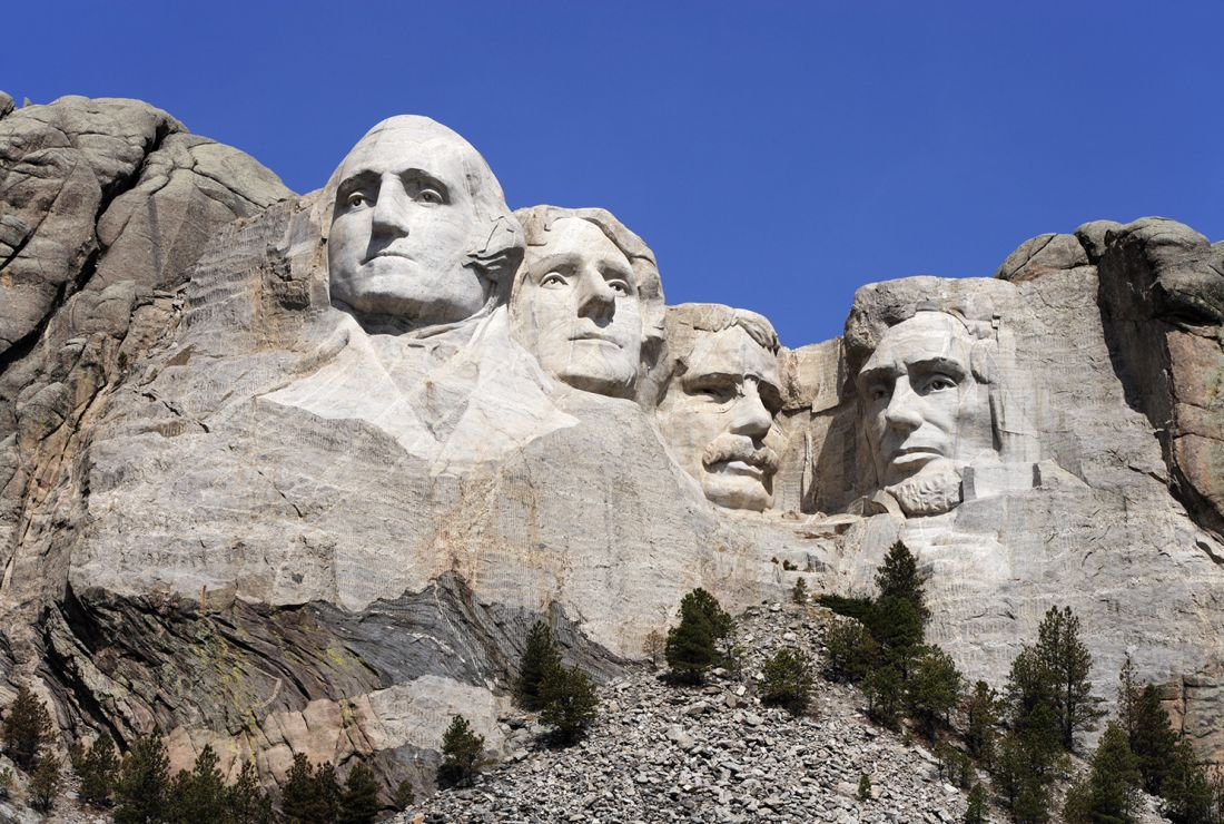 Childs Guide to the Presidents of Mount Rushmore