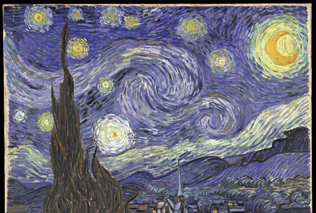 11 Things You Didn T Know About The Starry Night Mental Floss