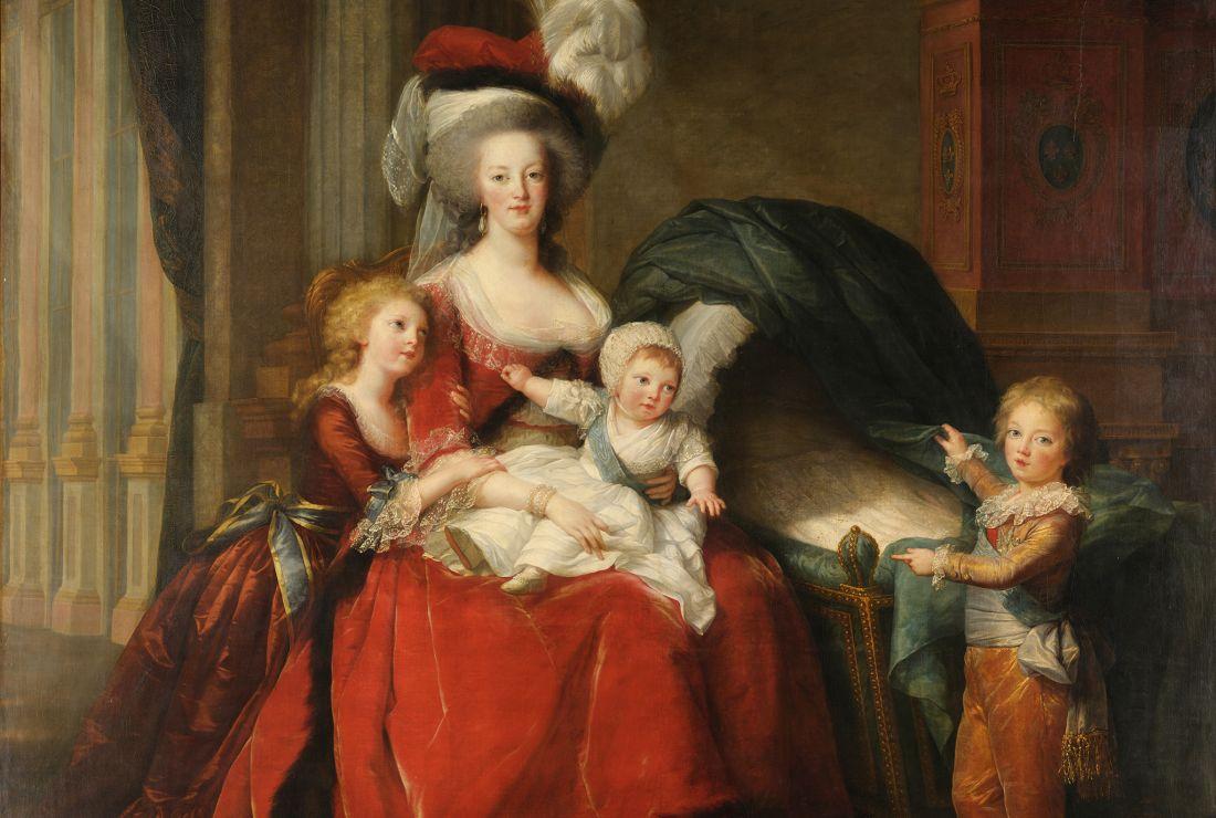 What Happened to Marie Antoinette's Children?   Mental Floss