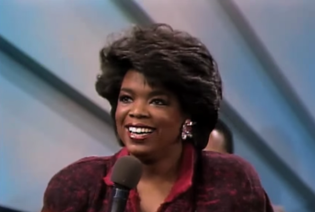 15 Chatty Facts About 'The Oprah Winfrey Show' | Mental Floss