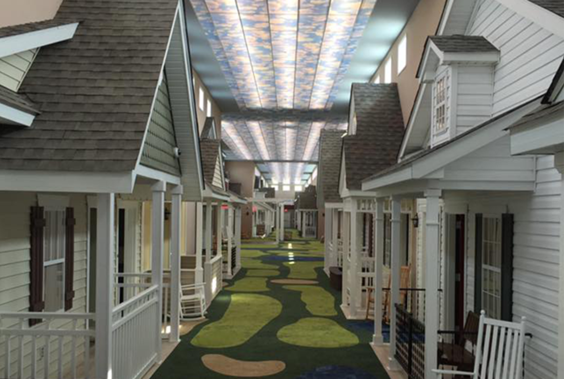 This Assisted Living Facility Is
