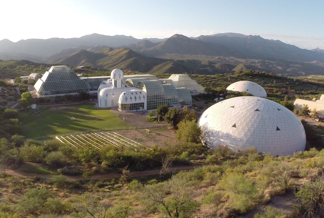 How Living Inside Biosphere 2 Changed These Scientists