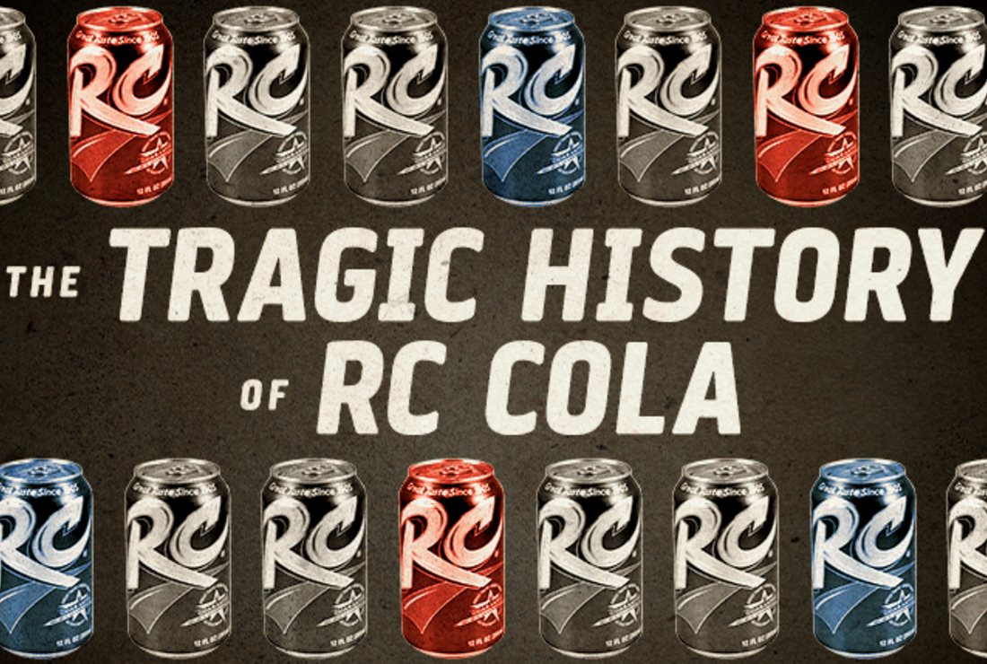 The Tragic History of RC Cola   Mental