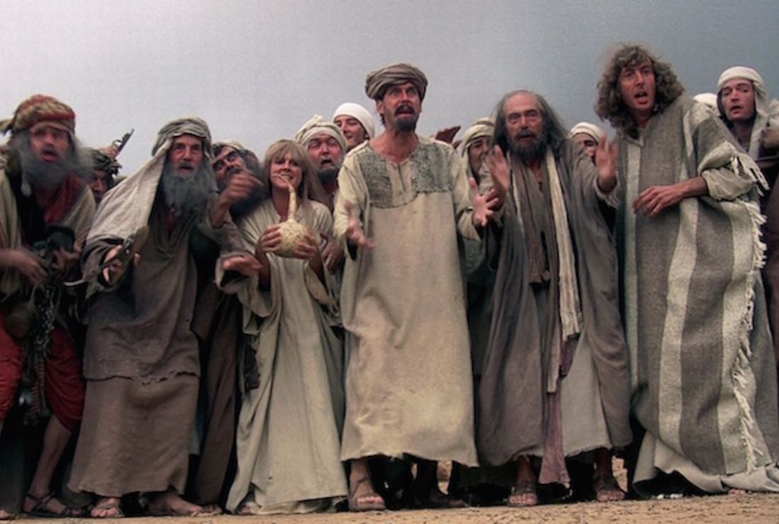 13 Facts About 'Monty Python's Life of Brian' | Mental Floss