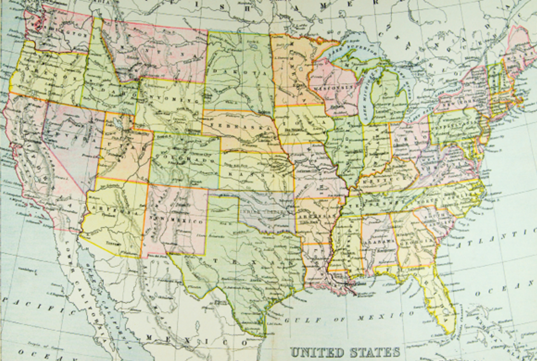 How All 50 State Capitals Got Their Names | Mental Floss