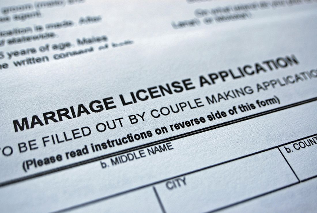 Certified Copies of Birth, Death & Marriage Records
