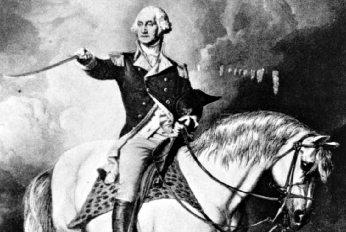 George Washington, History's Only Six-Star General ( … Sort