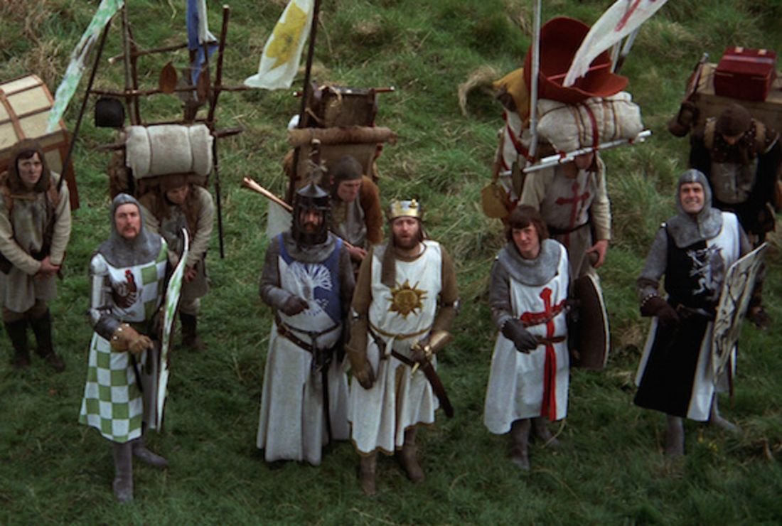 15 Facts About Monty Python And The Holy Grail Mental Floss