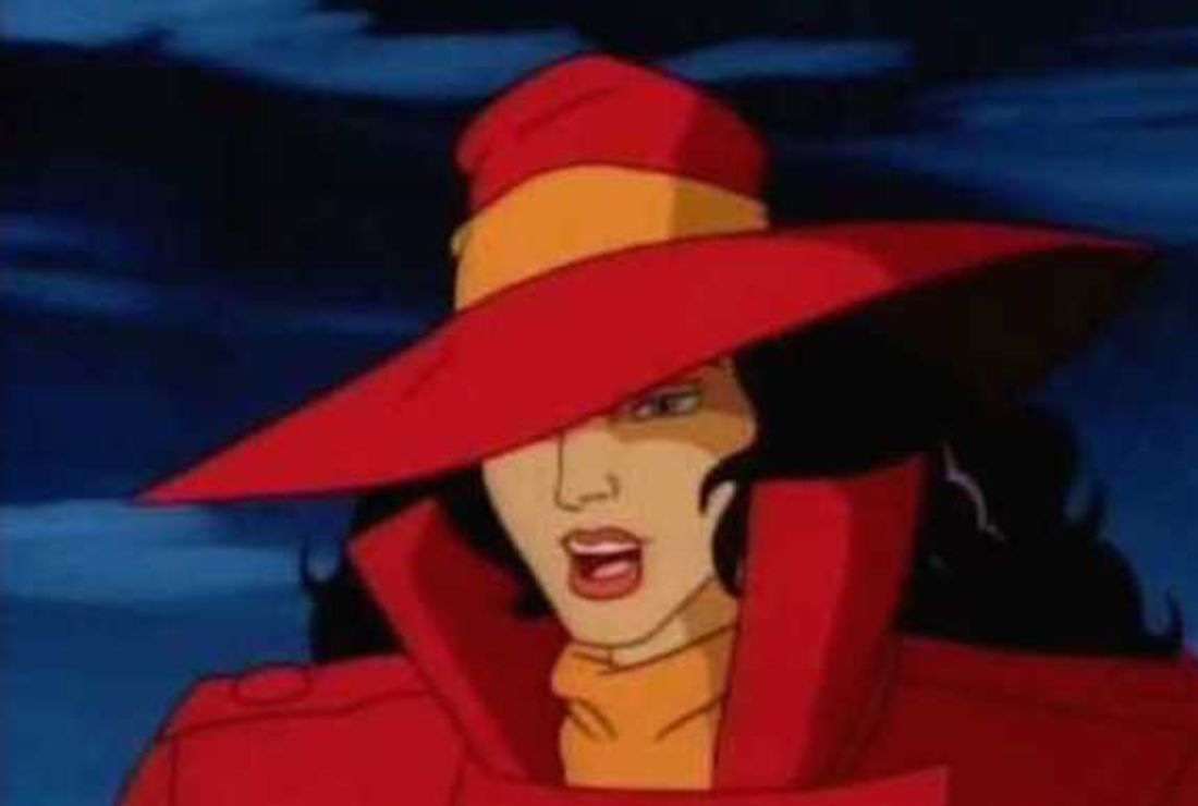 14 Things You Might Not Know About Carmen Sandiego Mental Floss