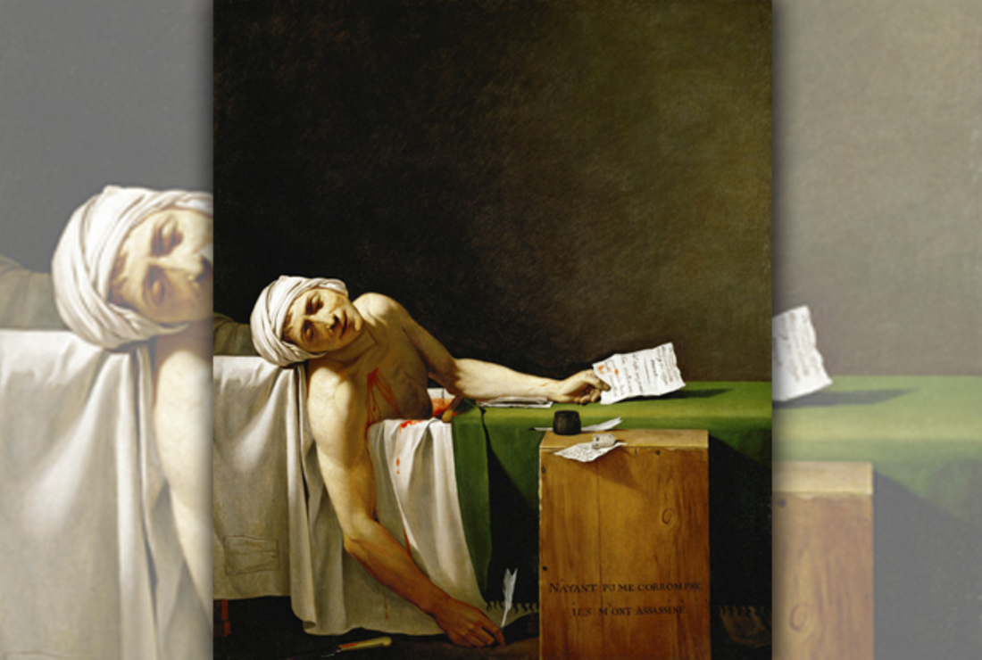 15 Things You Should Know About 'The Death of Marat