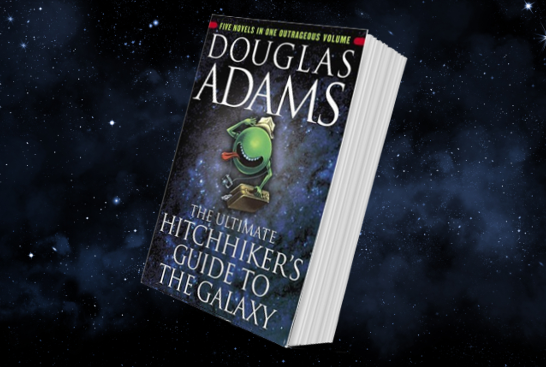16 Fun Facts About 'The Hitchhiker's Guide to the Galaxy