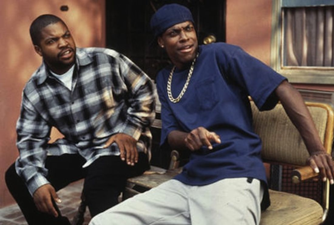 17 Things You Might Not Know About 'Friday' | Mental Floss