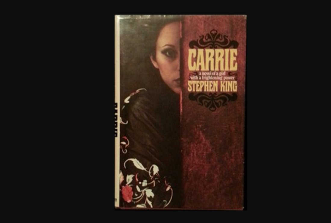 How Stephen King's Wife Saved Carrie