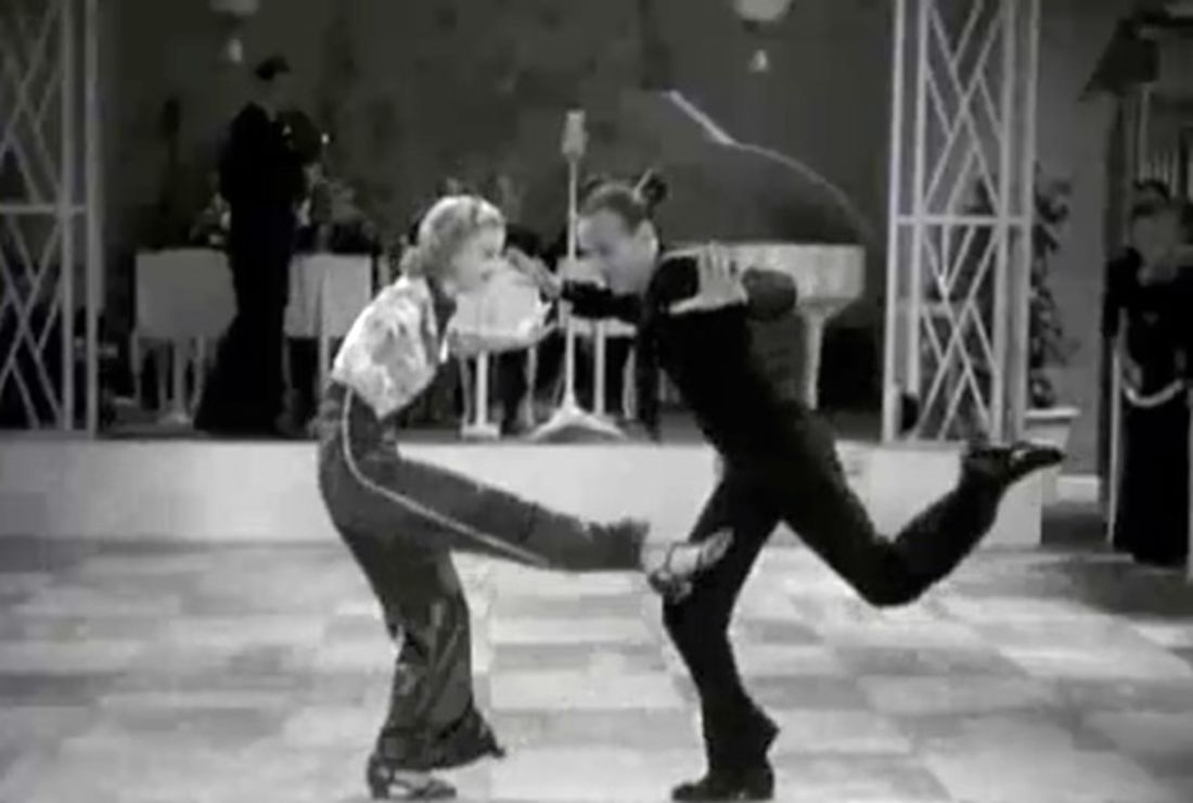 Let Yourself Go Classic Dance Routines Mental Floss